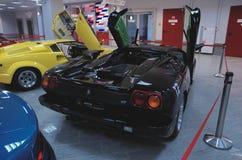 Collection de Lamborghini photo stock