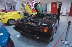 Collection de Lamborghini photo libre de droits