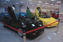 Collection de Lamborghini photographie stock