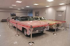Collection de Lincoln Continental images stock