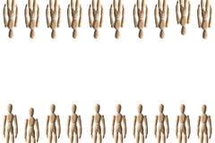 Collection de mannequin d'artiste Photos libres de droits