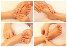 Collection de massage Photographie stock libre de droits