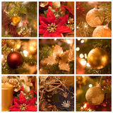 Collection de Noël Images libres de droits