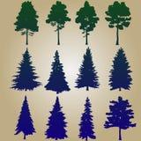 Collection de pin image libre de droits