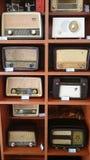 Collection de postes radio Image stock