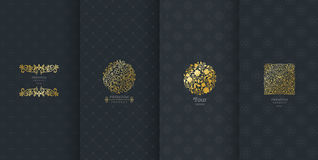 Collection of design elements,labels,icon,frames, for packaging, Stock Photo
