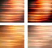Collection en bois de milieux de texture Image stock