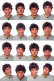 Collection of Expressions Stock Photos