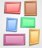 Collection framework Royalty Free Stock Image