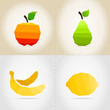 Collection fruit Royalty Free Stock Images