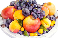 Collection of fruits 3 Royalty Free Stock Photos
