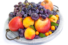 Collection of fruits 4 Royalty Free Stock Image