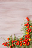 Collection fruits and vegetables isolated. Royalty Free Stock Images