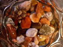 Collection of gravel