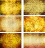 Collection of grunge background textures. (more in my gallery Stock Images