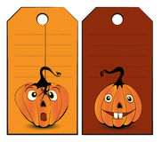 Collection of halloween banners Royalty Free Stock Photo