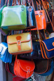Collection of handbags Royalty Free Stock Image