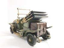 Antique car models royalty free stock photos