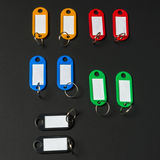 Collection of a key fob Stock Photography