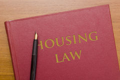 Collection of Laws housing law Royalty Free Stock Photography