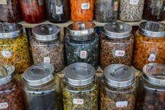 Collection locale de sucrerie Photos libres de droits