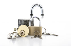 Collection of Locks Stock Images