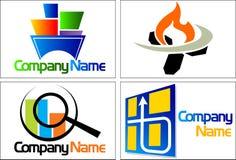 Collection logo Stock Photo
