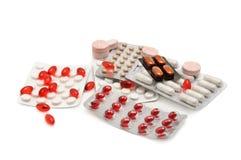 Collection medication Stock Photos