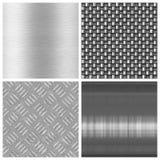 Collection moderne de texture Images libres de droits