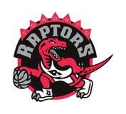 Collection of NBA team logos vector illustration royalty free illustration