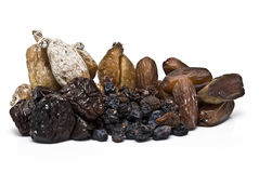 Collection of nuts. Stock Photo