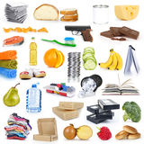 Collection objects Royalty Free Stock Photography