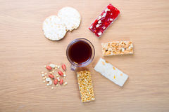 Collection Of Beans Candies And Sweets Mawlid Halawa Stock Photography