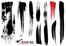 Collection Of Highly Detailed Vector Brushes - 1