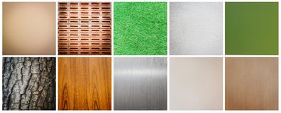 Collection Of Texture Stock Images