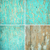 Collection of Old Wood for background for your home Stock Images