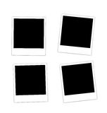Collection photo frame Stock Photography