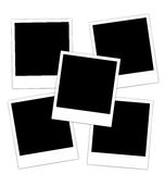 Collection photo frame Royalty Free Stock Photography