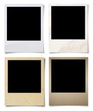 Collection photos frames Royalty Free Stock Image
