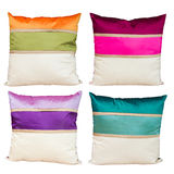 Collection pillow Stock Photo
