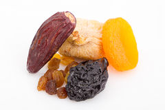Collection of Ramadan dried fruits Stock Photography