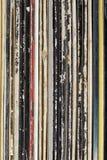 Collection record colorée Image libre de droits