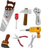 Collection of repair tool cartoon Stock Photos