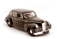 Collection scale car model Stock Photos