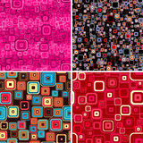 Collection SEAMLESS Wallpapers. Stock Images