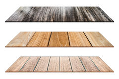 Collection of shelf storage wood exquisite. Stock Photography