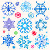 Collection snowflake's Stock Images