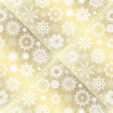 Collection of snowflakes. (set of snowflakes) illustration Royalty Free Stock Photography