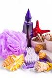 Spa and bodycare cosmetics Stock Photo