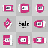 Collection Super Sale and Big sale postage stamp Stock Image